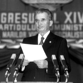 Propaganda in viziunea lui Ceausescu - Documentar