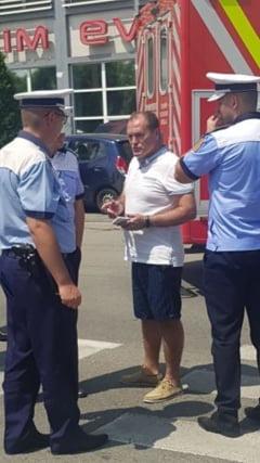 Proprietarul Coratim, Daniel Dumitras, cel care a omorat un om cu masina pe strada Campul Painii - FOTO