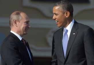"""Propunerea cu care Vladimir Putin i-a lasat fara cuvinte pe americani: """"Obama era buimacit"""""""