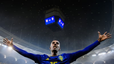 Propunerea facuta de suedezi dupa ce UEFA a decis ca romanii n-au avut un comportament rasist