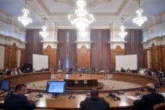 Propunerea privind desfiintarea SS a fost respinsa. Cei de la USR au fost lasati singuri la vot