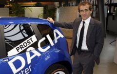 Prost: Dacia Duster va avea foarte mare succes in Franta