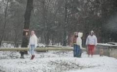 Prostituatele, in campul muncii, la minus 20 de grade Celsius