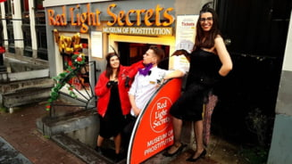 "Prostituatele din Amsterdam se muta in ""birouri"" noi"