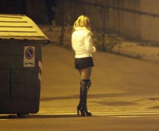 Prostitutia ramane ilegala, au decis senatorii