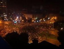 Protest Universitate
