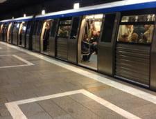 Protest al angajatilor de la metrou: Se angajeaza directori, in loc sa dea bani la salarii
