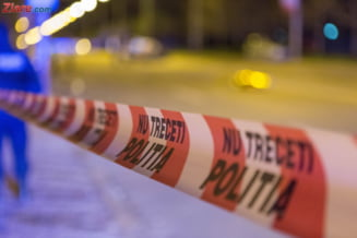 Protest al copiilor si parintilor pe drumul unde un adolescent a provocat 3 accidente: Vrem trotuare, nu sa ne omoare!