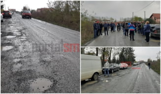 "Protest anuntat astazi pe ""Autostrada Codrului"". Oamenii isi exprima nemultumirea in strada!"
