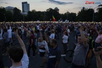 Protest anuntat pentru duminica in Piata Victoriei, dupa ordonantele lui Toader: Abrogati si apoi plecati!
