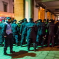 Protest cu incidente violente in Bucuresti - se cere demisia ministrului de Interne (Video)