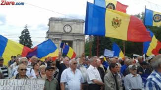 Protest de amploare, duminica, la Chisinau - Guvernul a lansat o contraofensiva inedita
