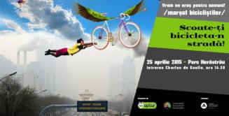 """Protest de weekend in Bucuresti: """"Vrem un oras pentru oameni!"""""""