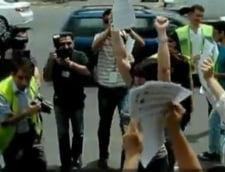 Protest in Azerbaidjan, inainte de Eurovision: Zeci de oameni, arestati (Video)