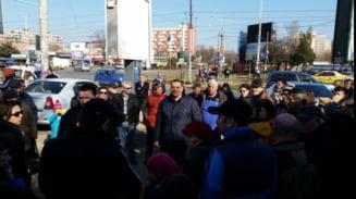 Protest in Drumul Taberei: Ce i se imputa primarului sectorului 6