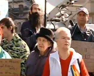 Protest in fata sediului CSM fata de numirea noilor procurori sefi