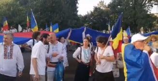 Protest la Guvern dupa ce Codul Administrativ a fost modificat cum a vrut UDMR: Un act de mare tradare nationala