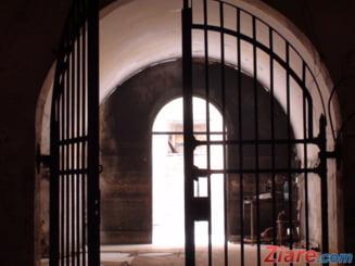 Protest la Ministerul Justitiei: Gardienii din inchisori nu si-au luat toti banii de 8 luni (Video)
