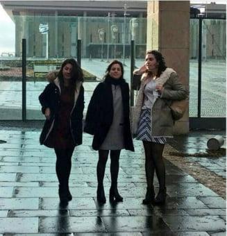 Protest la Parlamentul israelian, unde toate femeile erau verificate la lungimea fustei (Foto)