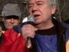 Protest marca Dogaru la Guvern: Dupa o viata de munca, Ciolos ne scade pensiile! (Video) UPDATE