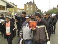 Protest si motiune: Miting la Lupeni
