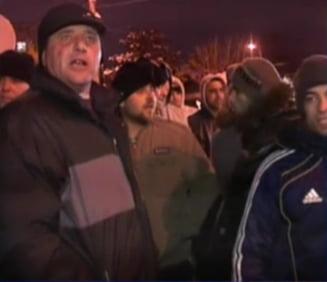 Protest spontan in Bucuresti, din cauza penei de curent