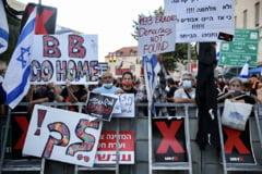 Protest urias la Ierusalim. Mii de protestatari ii cer demisia lui Netanyahu, acuzandu-l de coruptie si gestionarea necorespunzatoare a crizei coronavirusului