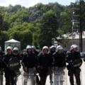 Protest violent în Muntenegru pentru a opri întronizarea noului mitropolit. Autoritățile nu au reușit să disperseze mulțimea