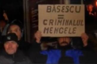 Protestatarii de la Cotroceni ar putea fi amendati