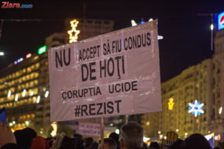 Protestatarii ii cer lui Tudose sa se intalneasca pana la sfarsitul anului