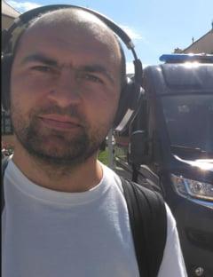 Protestatarul Dide, autodenunt la Parchet: Nimeni nu l-a agresat fizic pe Dorneanu