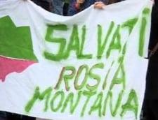 Proteste Rosia Montana Iasi 2