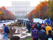 Proteste Rosia Montana Palatul Parlamentului