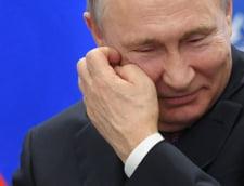 Proteste anti-Putin in Rusia: Peste 100 de persoane au fost retinute