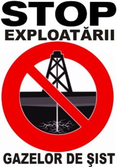 Proteste in 28 de orase fata de exploatarea gazelor de sist