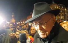 Proteste in Bucuresti si in tara fata de Ordonanta Toader. Mihai Sora: Pana la urma vom invinge (Video)