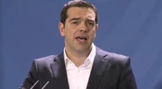 """Proteste in Grecia: Tsipras cere din nou prelungirea ajutorului si striga ca e """"santajat"""""""