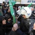 Proteste in Turcia: Politia turca a intervenit cu gaze lacrimogene