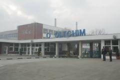 Proteste la Oltchim, inainte de concedieri