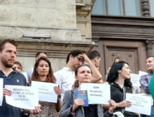 Proteste magistrati: Judecatorii din Galati au decis suspendarea activitatii timp de doua saptamani