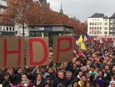 Proteste masive in Germania si Franta fata de arestarile din Turcia: Stop Erdogan!