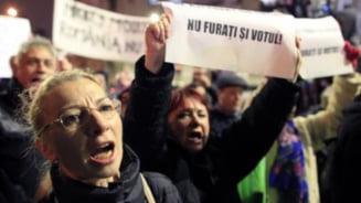 Proteste masive in toata tara, inainte de alegerile de duminica - ce scrie presa straina (Video)