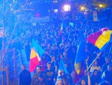 Proteste pentru Rosia Montana: Mii de oameni au marsaluit in ciuda restrictiilor. Jandarmii au cedat