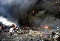 Proteste violente in Irak: zeci de morti in ciocnirile cu fortele armate