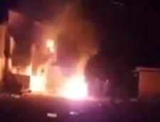 Proteste violente in Tunisia. Sute de oameni au fost arestati si zeci de politisti au ajuns la spital (Video)