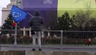 Protestele continua duminica in Bucuresti si in tara: Romania moare in fiecare zi