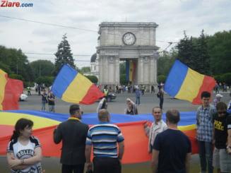 Protestele de la Chisinau se extind - unde au ajuns manifestantii