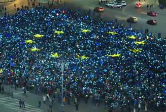 Protestele din Romania au impresionat Comisia Europeana: Dovada ca poporul roman crede in valorile UE