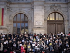 Protestele fara precedent din justitia romana au ajuns in presa internationala