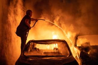 Protestele violente continua in numeroase orase din SUA, dupa moartea lui George Floyd. Mesajul lui Trump